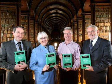 The Cambridge History of Ireland Authors